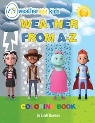 WeatherEgg Kids: Weather from A-Z