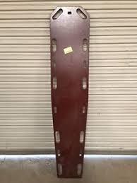 a wooden parr backboard