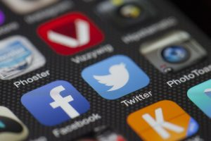 Twitter and Facebook Applications