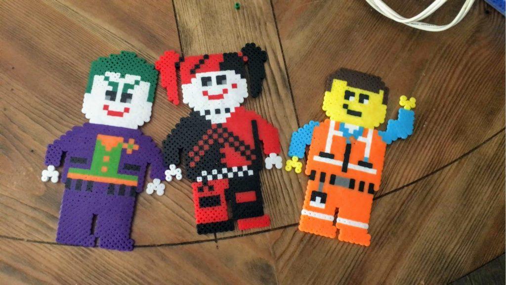 DyanGrace Lego Tree Perler Beads