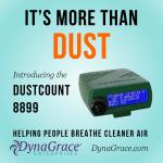 DGE Announcement of Nanozen DustCount