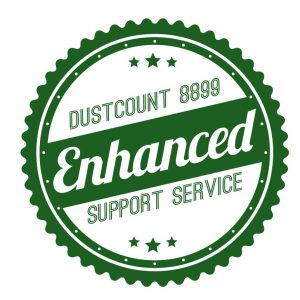 DustCount Enhanced Support Service