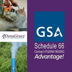 DynaGrace Enterprises Awarded the GSA Schedule 66