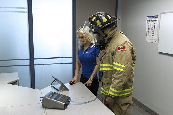 Quantitative Respirator Fit Test